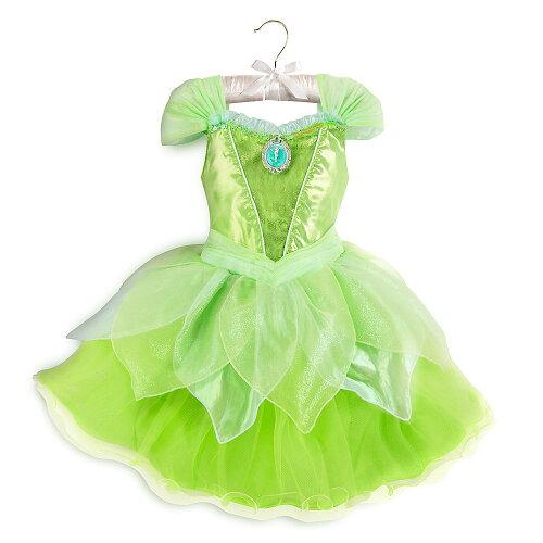 【1-2日以内に発送! ディズニー(Disney)US公式商品 ティンカーベル コスチューム 衣装 ドレス 服 ...