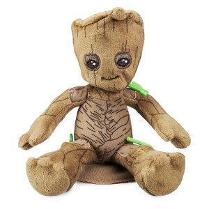 【取寄せ】 ディズニー Disney US公式商品 ガーディアンズオブザギャラクシー グルート ガーディアンズオブザギャクラクシー ぬいぐるみ 人形 おもちゃ マグネット 磁石 ミニ [並行輸入品] Groot Mini Magnetic Shoulder Plush - Guardians of the Galaxy Volu