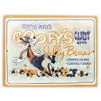 【取寄せ】 ディズニー(Disney)US公式商品 グーフィー Goofy ウォールサイン 壁掛け サインボード サイン 標識 標示 [並行輸入品] Goofy's Candy Co. Jelly Beans Wall Sign グッズ ストア プレゼント ギフト 誕生日 人気 クリスマス 誕生