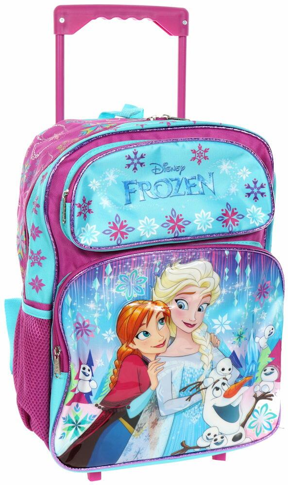 【3月25日発送】ディズニー Disney アナ雪 アナと雪の女王 エルサ アナ オラフ プリンセス スーツケース キャリーバッグ 旅行 バッグ 鞄 キャリーケース ころころ 女の子 子供 子供用 キッズ [並行輸入品] クリスマス 誕生日 プレゼント ギフト クリスマス 誕生日 プレ