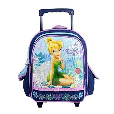 【1-2日以内に発送】ディズニー Disney ティンカーベル フェアリーズ スーツケース キャリーバッグ 旅行 バッグ 鞄 キャリーケース ころころ 女の子 子供 子供用 キッズ [並行輸入品] クリスマス 誕生日 プレゼント ギフト クリスマス 誕生日 プレゼント ギフト