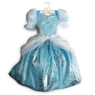【1-2日以内に発送】ディズニー Disney US公式商品 シンデレラ プリンセス コスチューム 衣装 ドレス 服 コスプレ ハロウィン ハロウィーン 服 コスプレ 子供用 キッズ 女の子 男の子 [並行輸入品] Cinderella Costume for Kids グッズ ストア プレゼント ギフト