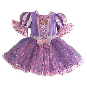 【あす楽】ディズニー Disney US公式商品 塔の上のラプンツェル プリンセス コスチューム 衣装 ドレス 服 コスプレ ハロウィン ハロウィーン 服 コスプレ ベビー 赤ちゃん 幼児用 女の子 男の子 [並行輸入品] Rapunzel Costume for Baby グッズ ストア プ