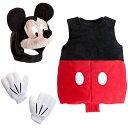 【1-2日以内に発送】ディズニー Disney US公式商品 ミッキーマウス きぐるみ 着ぐるみ プラッシュ ぬい...