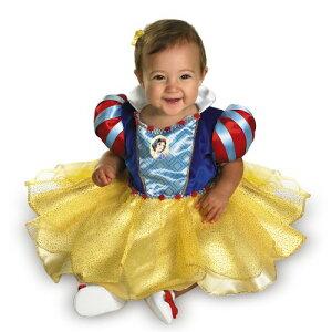 【1-2日以内に発送】ディズニー Disney 白雪姫 プリンセス コスチューム 衣装 【サイズ12-18M:身長71-81cm】ドレス コスプレ 仮装 ハロウィン ハロウィーン 服 ベビー 幼児 子供 赤ちゃん 女の子 男の子 [並行輸入品] Snow White Classic Infant グッズ ストア プレ