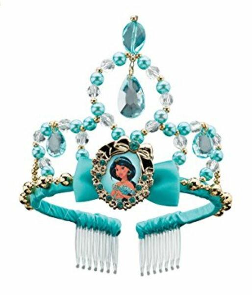 キッズ・ベビー・マタニティ, その他  Disney Jasmine Classic Tiara Girls