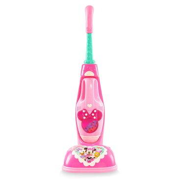 【あす楽】 ディズニー Disney US公式商品 ミニーマウス 掃除機 おもちゃ 玩具 ツイン 掃除機のおもちゃ 1つで2つの機能 [並行輸入品] Minnie Mouse Twinkle Bows 2-in-1 Play Vacuum グッズ ストア プレゼント ギフト 誕生日 人気 クリスマス 誕生日 プレゼン