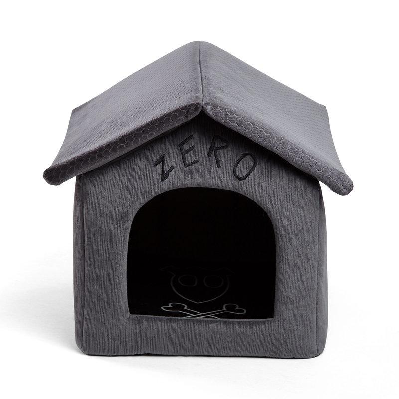 【取寄せ】 ディズニー Disney US公式商品 ナイトメア ビフォア クリスマス ベッド ペット用 [並行輸入品] Zero Dog House Pet Bed グッズ ストア プレゼント ギフト 誕生日 人気 クリスマス 誕生日 プレゼント ギフト