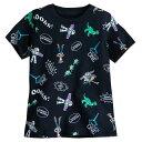 【あす楽】 ディズニー Disney US公式商品 トイストーリー Tシャツ トップス 服 シャツ 男の子用 子供 男の子 ボーイズ [並行輸入品] Toy Story Allover T-Shirt for Boys グッズ ストア プレゼント ギフト 誕生日 人気 クリスマス 誕生日 プレゼント ギフ