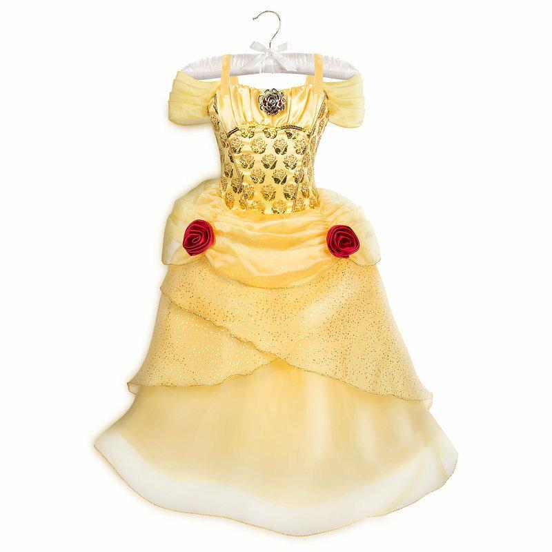 キッズ・ベビー・マタニティ, その他  Disney US Belle Costume for Kids - Beauty and the Beast