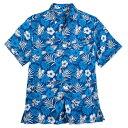 【取寄せ】 ディズニー Disney US公式商品 ミッキーマウス ミッキー シャツ トップス 上着 服 Tシャツ メンズ 大人 男性 [並行輸入品] Mickey Mouse and Friends Aloha Shirt for Men - Hawaii グッズ ストア プレゼント ギフト 誕生日 人気 クリスマス 誕生日 プレゼント ギ