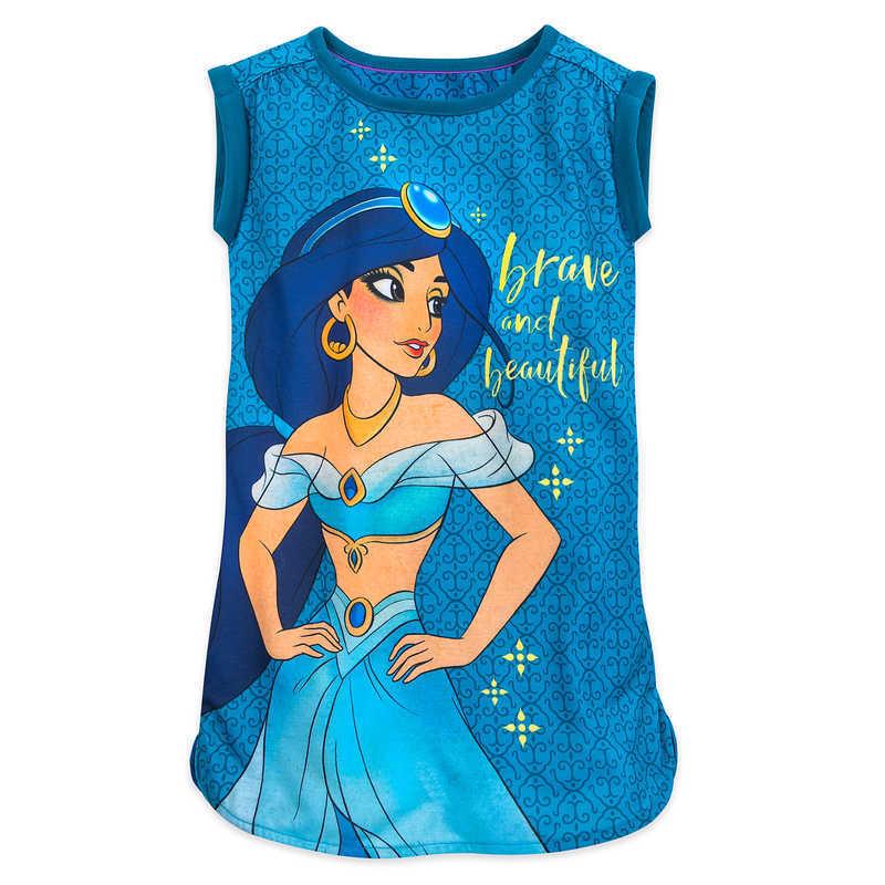 キッズ・ベビー・マタニティ, その他  Disney US Jasmine Nightshirt for Girls