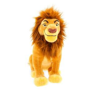 【あす楽】 ディズニー Disney US公式商品 ライオンキング ムファサ お父さん 中サイズ ぬいぐるみ 人形 おもちゃ 35cm [並行輸入品] Mufasa Plush - The Lion King Medium 14'' グッズ ストア プレゼント ギフト クリスマス 誕生日 人気