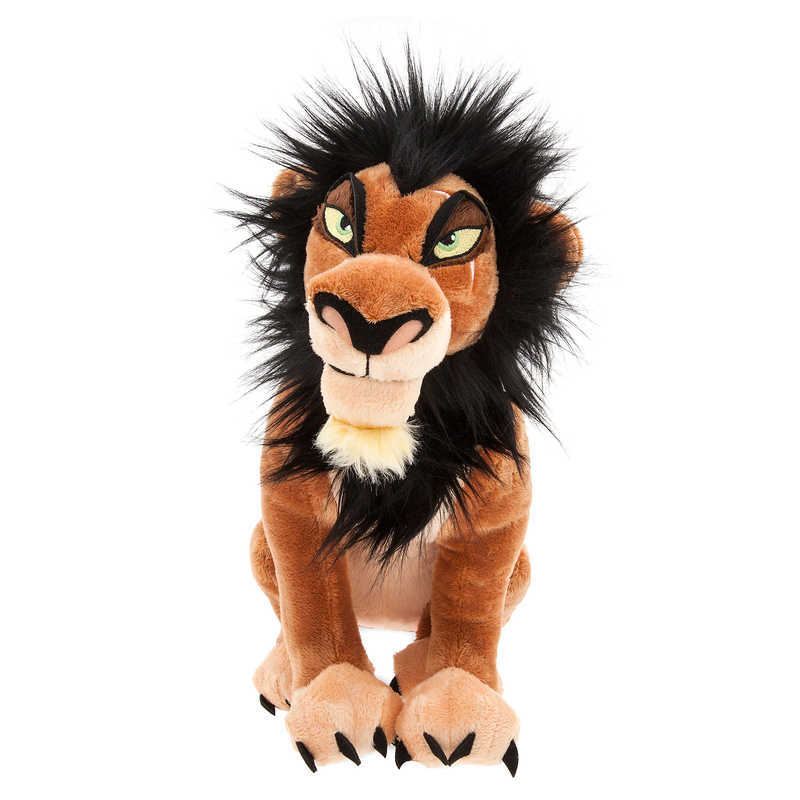 キッズ・ベビー・マタニティ, その他 1-2 Disney US 35cm Scar Plush - The Lion King Medium 14