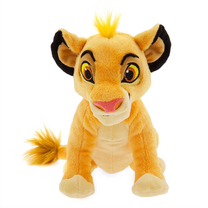 キッズ・ベビー・マタニティ, その他 1-2 Disney US 17.5cm Simba Plush - The Lion King Mini Bean Bag 7