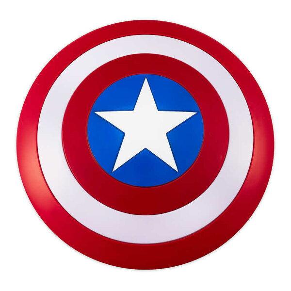 1-2日以内に ディズニーDisneyUS公式商品キャプテンアメリカシールド盾武器たてマーベルアベンジャーズAvengersM
