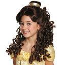 【あす楽】 ディズニー Disney 美女と野獣 ベル プリンセス ウィッグ かつら 付け毛 コスチューム ハロウィーン 子供 衣装 服 仮装 コスプレ ハロウィン 女子 女児 女の子 ガールズ 子供 キッズ [並行輸入品] Beauty and the Beast Belle Ultra Prestige Child