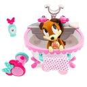 【取寄せ】 ディズニー Disney US公式商品 フィフィ ミニーマウス ミニー おもちゃ 玩具 トイ セット [並行輸入品] Fifi Pet Bath Play Set グッズ ストア プレゼント ギフト クリスマス 誕生日 人気