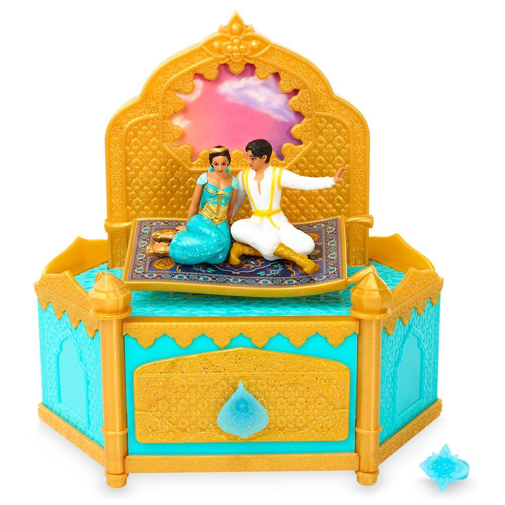 キッズ・ベビー・マタニティ, その他  Disney US Aladdin Jewelry Box