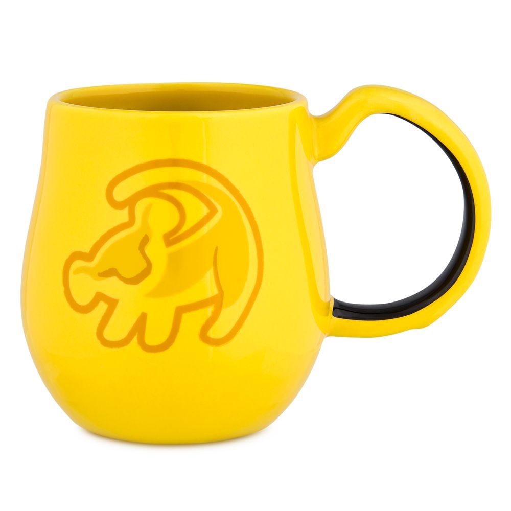 キッズ・ベビー・マタニティ, その他  Disney US Simba Face Mug