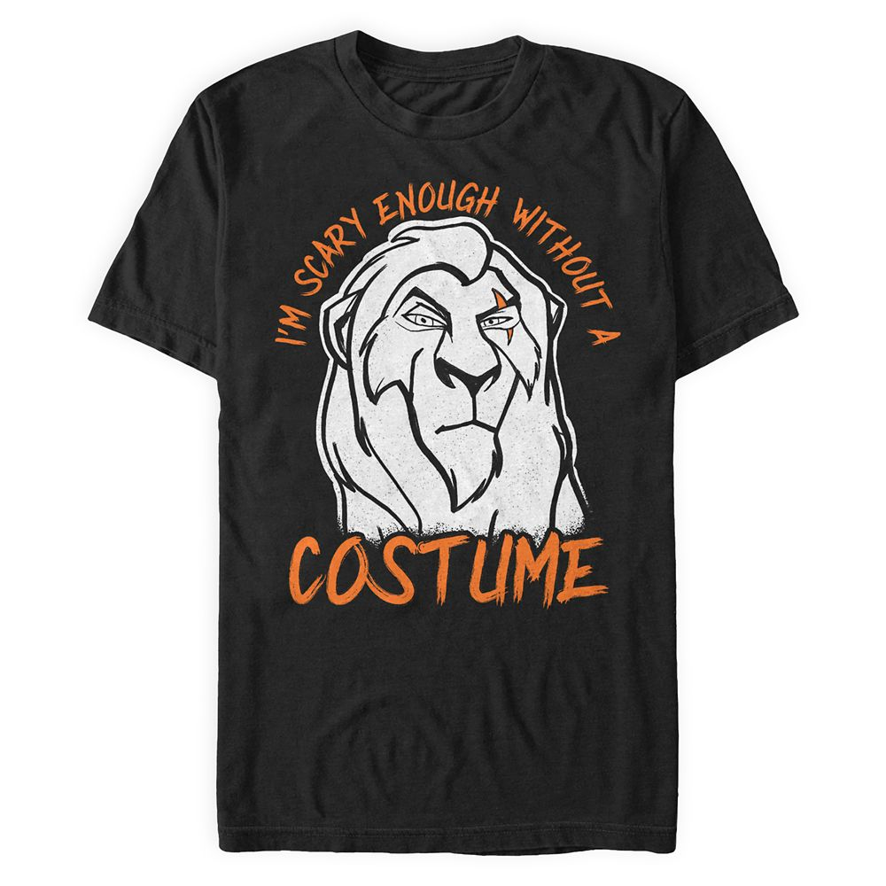 キッズ・ベビー・マタニティ, その他  Disney US T Scar Halloween T-Shirt for Men The Lion King