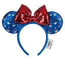 【取寄せ】 ディズニー Disney US公式商品 ミニーマウス ミニー クルーズライン ディズニークルーズライン ヘッドバンド ヘアアクセサリー イヤーヘッドバンド アクセサリー バンド [並行輸入品] Minnie Mouse Cruise Line Ear Headband グッズ ストア プレゼント ギフト ク
