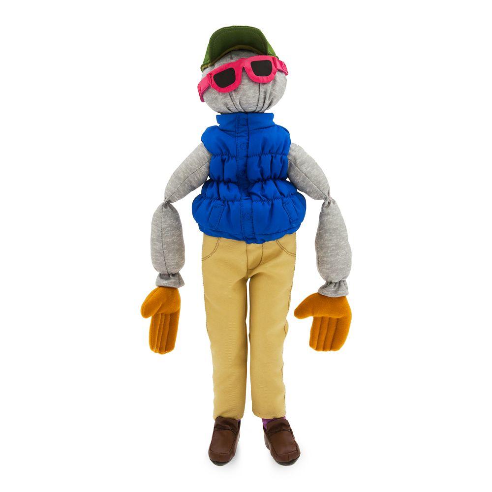 【あす楽】 ディズニー Disney US公式商品 2分の1の魔法 二分の一の魔法 ウィルデン ライトフット 中サイズ ぬいぐるみ 人形 おもちゃ 45cm [並行輸入品] Wilden Lightfoot Plush ? Onward Medium 18'' グッズ ストア プレゼント ギフト クリスマス 誕生日 人画像