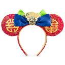 【取寄せ】 ディズニー Disney US公式商品 ムーラン プリンセス 中国 中華 チャイナ ヘッドバンド ヘアアクセサリー イヤーヘッドバンド アクセサリー バンド [並行輸入品] Mulan Ear Headband グッズ ストア プレゼント ギフト クリスマス 誕生日 人気