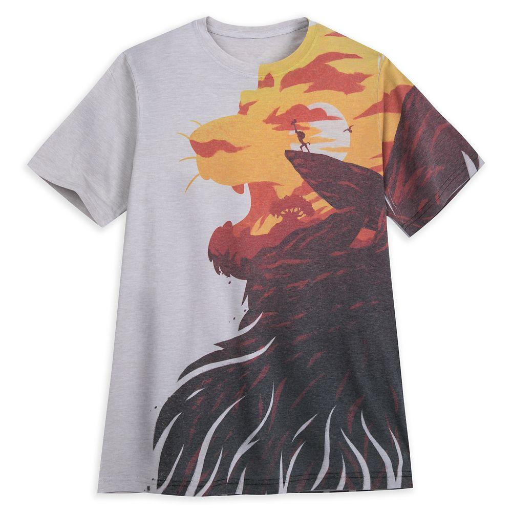 キッズ・ベビー・マタニティ, その他  Disney US T The Lion King Pride Rock T-Shirt for Adults