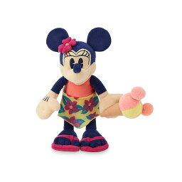 【取寄せ】 ディズニー Disney US公式商品 ミニーマウス ミニー アウラニ リゾート ハワイ 小サイズ アウラニリゾート ぬいぐるみ 人形 おもちゃ 27.5cm [並行輸入品] Minnie Mouse Plush ? Aulani, A Resort & Spa Small 11'' グッズ ストア プレゼント ギフト クリスマス