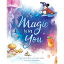 【取寄せ】 ディズニー Disney US公式商品 本 洋書 英語 [並行輸入品] The Magic Is in You Book グッズ ストア プレゼント ギフト クリスマス 誕生日 人気