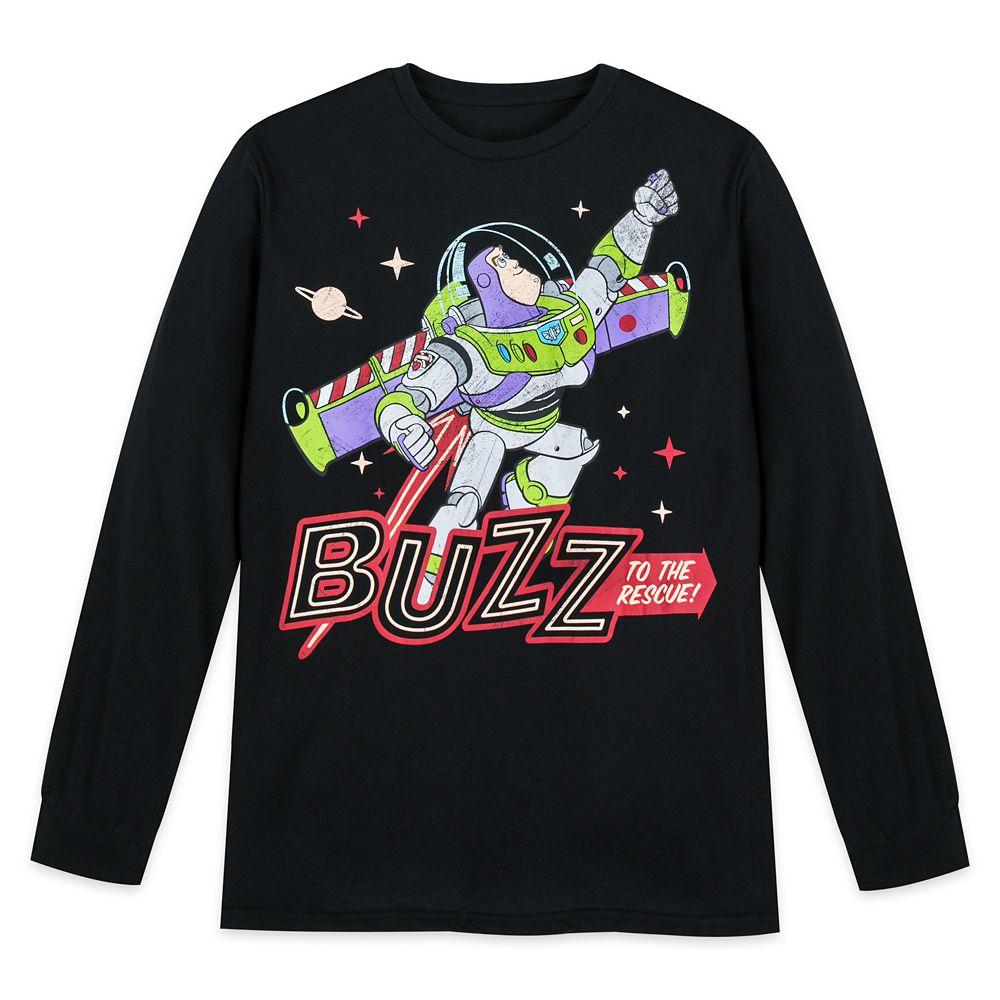 キッズ・ベビー・マタニティ, その他  Disney US T Buzz Lightyear Long Sleeve T-Shirt for Men ? Toy Story