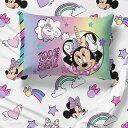【取寄せ】 ディズニー Disney US公式商品 ミニーマウス ミニー ドリーム ユニコーン シーツセット ツイン シーツ シート セット [並行輸入品] Minnie Mouse Unicorn Dreams Sheet Set ? Twin グッズ ストア プレ...