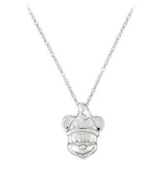 【取寄せ】ディズニー Disney US公式商品 ミッキーマウス ネックレス ジュエリー アクセサリー [並行輸入品] Sorcerer Mickey Mouse Necklace