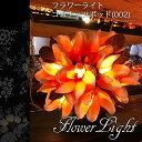 フラワーライト ココナッツポッド(002) 【造花 インテリア 照明 ...