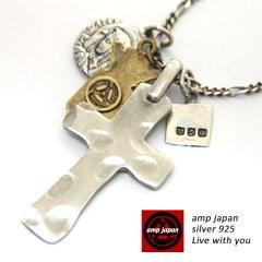 【B'z稲葉 浩志さん着用1stクロスシリーズクロスネックレス】AMP JAPAN(アンプジャパン) B'z稲...