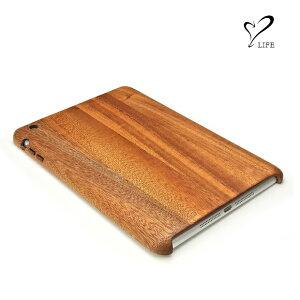 【上品な高級木材したウッドipad4miniケース】LIFE(ライフ) iPad4 mini ウッド ケース おしゃれ...
