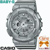 CASIO/カシオBABY-G/ベビージービッグケースシリーズBA-110-8AJF