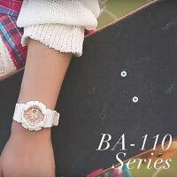 CASIO/カシオBABY-G/ベビージーBA-110Series