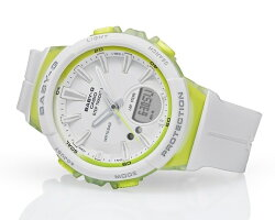 CASIO/カシオBABY-G/ベビージーG-SQUADアナデジBGS-100-7A2JF