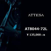 CITIZEN/シチズンATTESA/アテッサエコドライブソーラー電波AT8044-72L