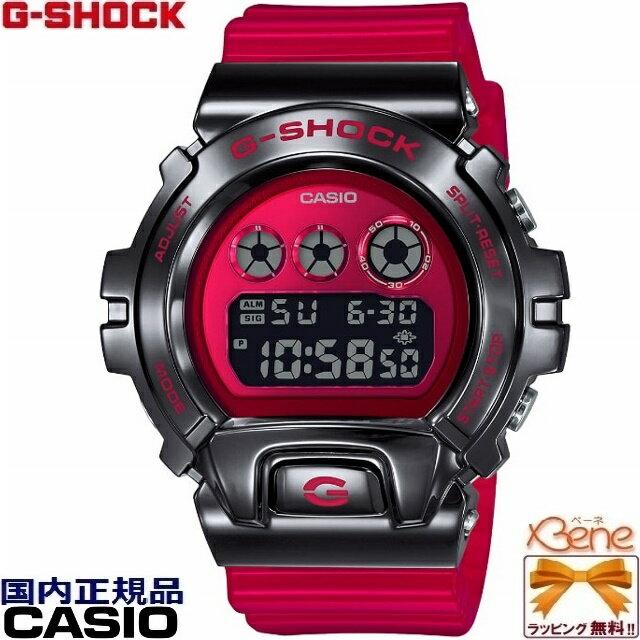 腕時計, メンズ腕時計 20-2!CASIO G-SHOCK METAL COVERED 20 GM-6900B-4JF
