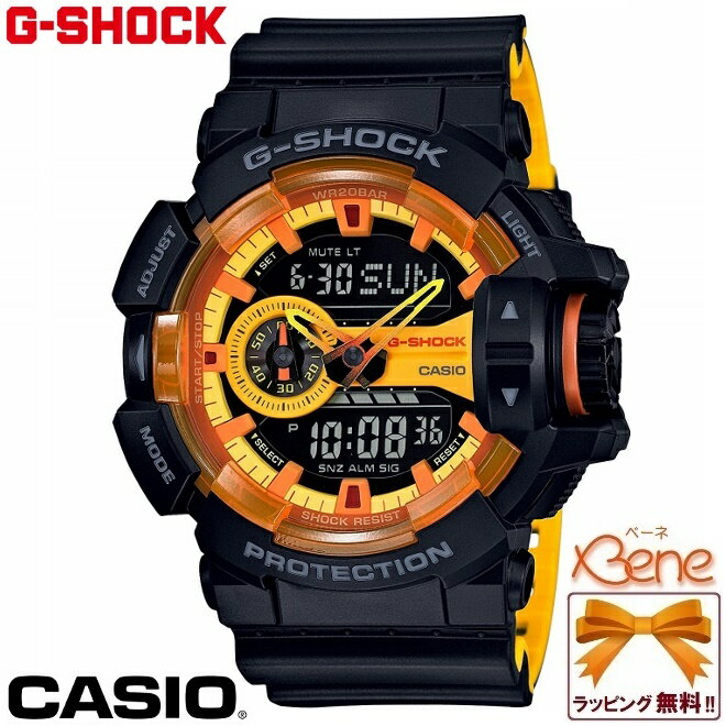 469d88b070 ... ジーショックBLACK&YELLOW. CASIO G-SHOCK BLACK & YELLOW GA-400BY-1AJF