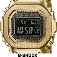 CASIO/カシオG-SHOCK/ジーショックスクエアフルメタルGMW-B5000GD-9JF