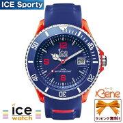 ICE-WATCH/アイスウォッチICESPORTYブルー&レッドビッグビッグ001330
