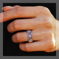 [9/14-20まで表示価格から20%OFF※金券クーポン・スクラッチ各1枚使用可]ローズカットダイヤモンドリング「アヴァンセ」【smtb-m】