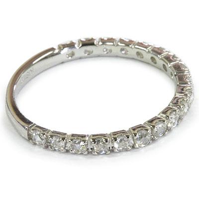 このリングはベーネだけ!コーディネート抜群!19石が整然と並ぶ、ローズカットダイヤモンド リング:ベーネ・ベーネ