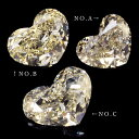 ☆ハートシェイプ ダイヤモンド ソーティングメモ付NO.Aのみ販売※こちらのルースを使用してのオーダー・セミオーダー・カスタマイズもお受けできます。 誕生石 4月
