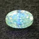 ☆ソーティングメモ付 蛍光性 ファンシーオレンジイエローダイヤモンド 0.503ct1個限定製品オーダー可能※こちらのルースを使用してのオーダー・セミオーダー・カスタマイズもお受けできます。誕生石 4月