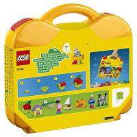 【レゴ(R)認定販売店】レゴ (LEGO) クラシック アイデアパーツ<収納ケースつき> 10713 おもちゃ 玩具 ブロック 知育玩具 男の子 女の子 基本セット パーツ プレゼント ギフト 誕生日 クリスマス